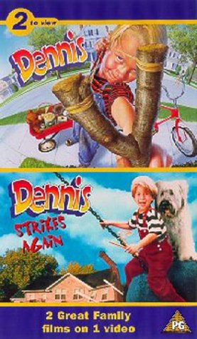 family-dennis-dennis-strikes-again-video-double-pack-vhs