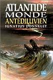 echange, troc Ignatius Donnelly - Atlantide : Monde antédiluvien