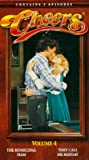 Cheers, Vol  4 - The Homicidal Ham / They Call Me Mayday [VHS]