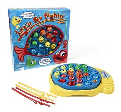 Lets Go Fishin from Pressman Toys