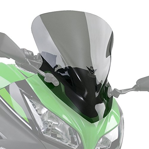 デイトナ(DAYTONA) ウインドスクリーン VStream Ninja250('13-'14) ミディアムサイズ/ライトスモーク 92475