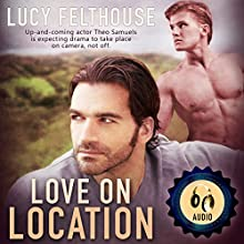 Love on Location Audiobook by Lucy Felthouse Narrated by Joel Leslie