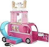 Barbie Pop-Up Camper Vehicle