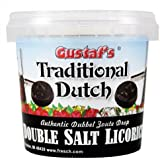 Gustaf's Double Salt Licorice - 7 oz