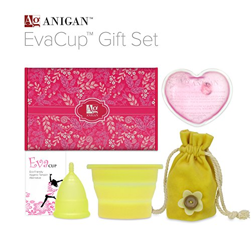 anigan-evacup-menstrual-cup-gift-set-includes-evacup-sterilizing-cup-and-more-sunshine