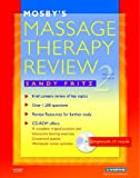 Mosby's Massage Therapy Review, 2e (0323037518) by Sandy Fritz