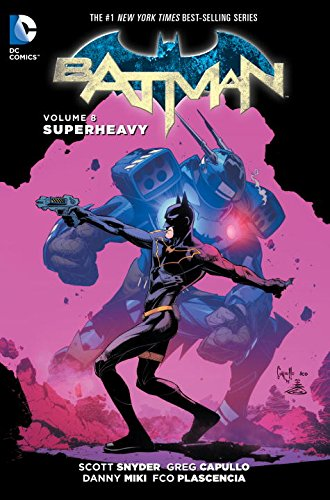 Batman Vol. 8