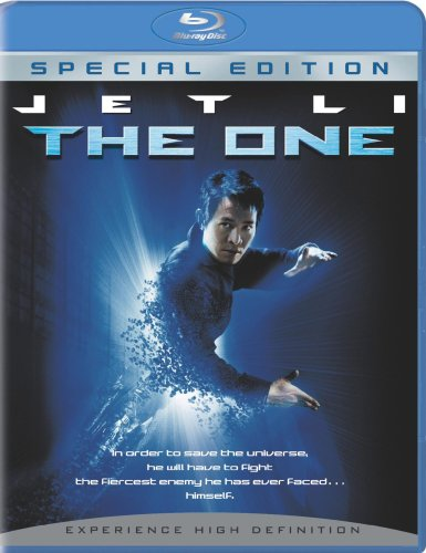 Cover art for  The One [Blu-ray]