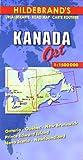 echange, troc Carte Hildebrand - Carte routière : Canada, East