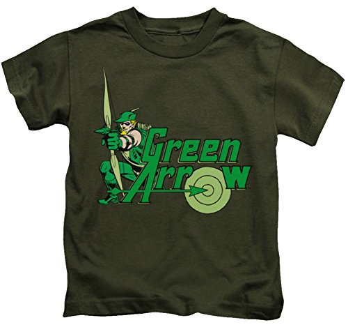 DC Green Arrow Aim Juvy T-Shirt