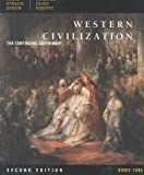 Western Civilization: The Continuing Experiment Since 1300 (0395870585) by Noble, Thomas F. X.