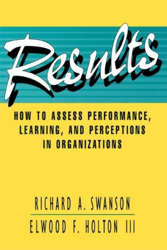 Results: How to Assess Performance, Learning, &...