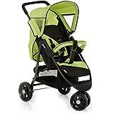 Hauck Citi Three Wheel Pushchair - Green