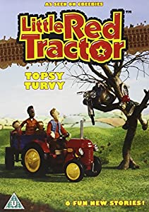 Little Red Tractor - Topsy Turvy [DVD]