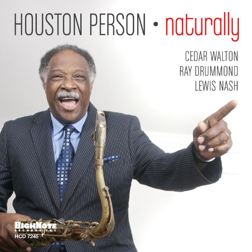 Houston Person-Naturally-CD-FLAC-2012-BOCKSCAR Download