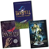 The Inkheart Trilogy Collection Cornelia Funke 3 Books Set Pack (Inkheart, Inkspell, Inkdeath)by Cornelia Funke