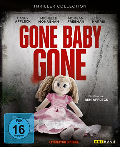 Gone Baby Gone - Kein Kinderspiel - Thriller Collection [Blu-ray]