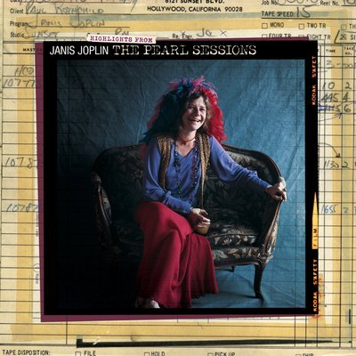 Janis Joplin - Highlights From The Pearl Sessions (Vinyl) - Zortam Music