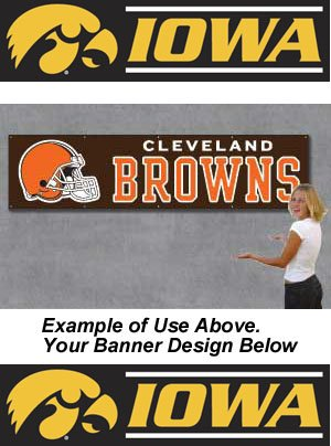 Iowa Hawkeyes 8' Banner - Buy Iowa Hawkeyes 8' Banner - Purchase Iowa Hawkeyes 8' Banner (The Party Animal, Home & Garden,Categories,Patio Lawn & Garden,Outdoor Decor,Banners & Flags,Sports Flags & Banners)