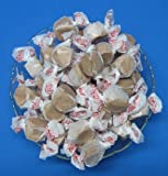 Chocolate Flavored Taffy Town Salt Water Taffy 2 Pounds