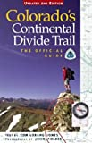 img - for Colorado's Continental Divide Trail: The Official Guide book / textbook / text book