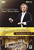 Bruckner: Symphony No.7 (Live Recording From The Severance Hall; Cleveland; 2008) [DVD] [NTSC] [2009]