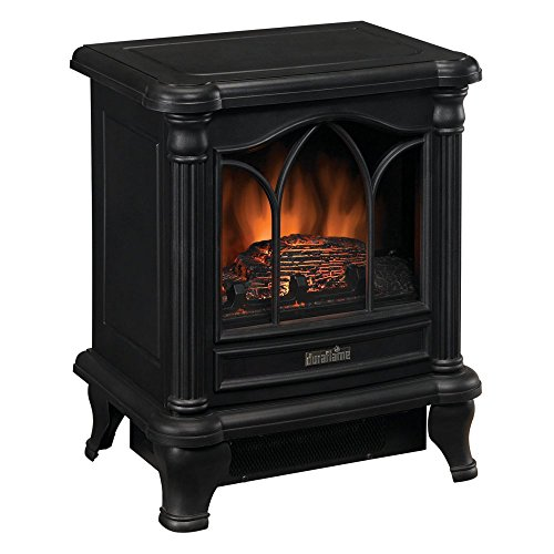 Duraflame 450 Dark Freestanding Electric Stove DFS-450-2