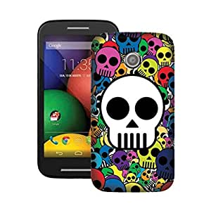 ZAPCASE Printed Back Case for MOTO E