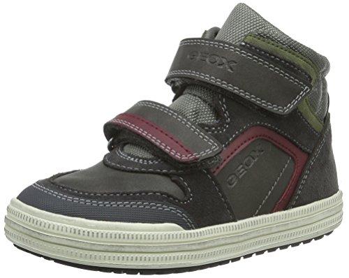 geox-elvis-h-sneakers-hautes-garcon-grau-dk-grey-redc0047-33-eu