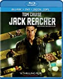 Jack Reacher [Blu-ray + DVD + Digital Copy + UltraViolet] (Bilingual)
