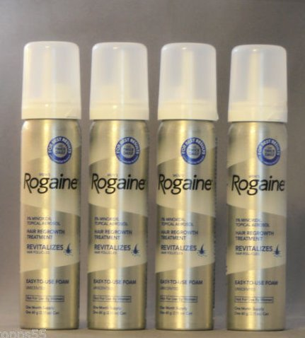 4-Rogaine-5-Minoxidil-Topical-Foam-Sealed-Mens-4-Month-Supply-4-211-Oz-Can