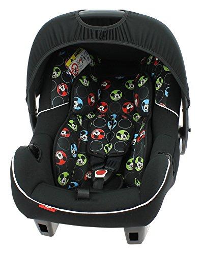Disney Infant Car Seat Group 0 Plus Mickey Circles