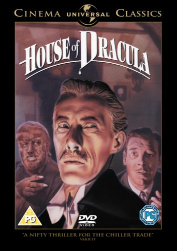 House of Dracula / Дом Дракулы (1945)