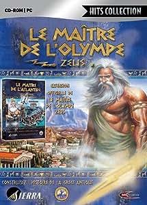 Zeus Gold Le Maître de l'Olympe (+ Poséidon Le Maître de l'Atlantide)