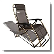 Strathwood Basics Anti-Gravity Recliner