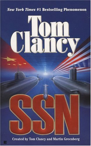 S S N, Tom Clancy, Martin Greenberg