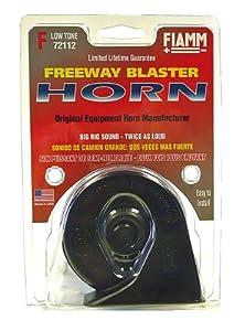 FIAMM 72112 Freeway Blaster Horn from Fiamm