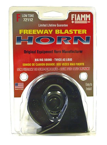 FIAMM 72112 Freeway Blaster Horn (S2000 Coil compare prices)