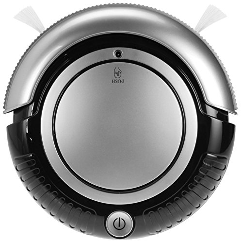 Kalorik 2-In-1 Robot Vacuum Cleaner And Mop, Black/Silver, (Kalorik Robot Vacuum compare prices)