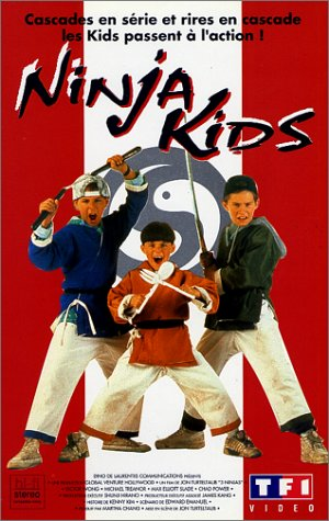 [MULTI] Ninja kids [DVDRiP] [MP4]