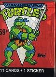 Teenage Mutant Ninja Turtles Trading Cards / Stickers