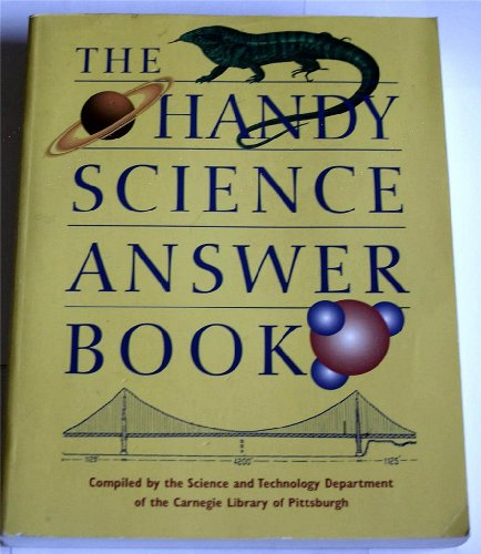 The Handy Science Answer Book PDF
