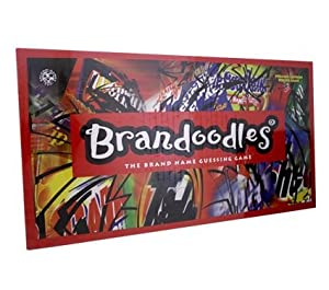 Brandoodles The Brand Name Guessing Game Fun Family NEW