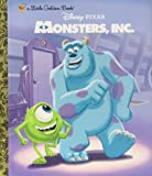 img - for Monsters, Inc. Little Golden Book (Disney/Pixar Monsters, Inc.) book / textbook / text book