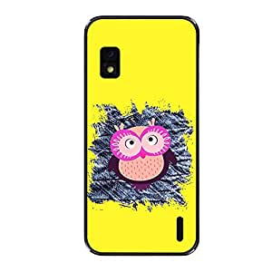 Vibhar printed case back cover for Nexus 4 PaintOwl