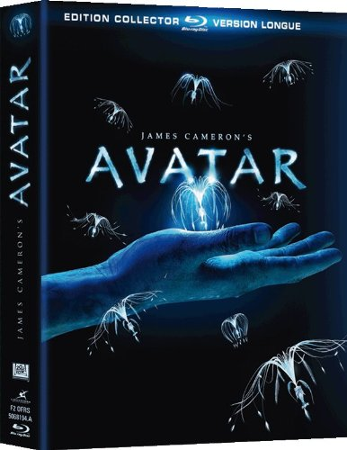 Avatar en version longue DVD et Blu-ray