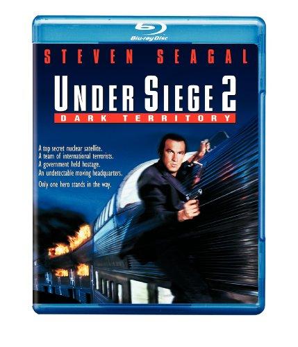 Under Siege 2: Dark Territory [Blu-ray]