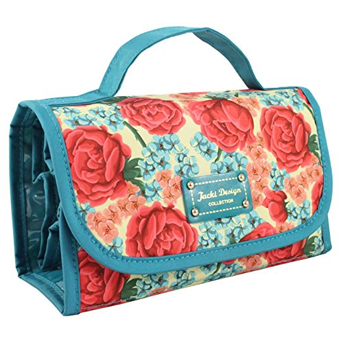 jacki-design-miss-cherie-organizer-roll-up-cosmetic-bag-blue