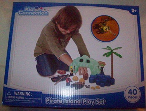 Caribbean Pirate Play Set