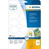 Herma 4358 Etiketten 450 Stück weiß